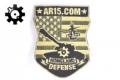 Patch, Homeland Defense